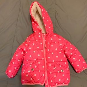 Carter's 24mo Winter Coat